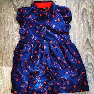 ADORABLE  Tommy Hilfiger Dress 2T